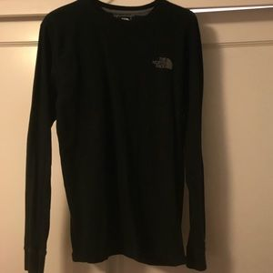 The North Face Black Long-Sleeve Tee